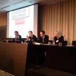Engaging panel on London housing at #LondonResi @LDEProperty with Deputy Mayor @jamesmurray_ldn