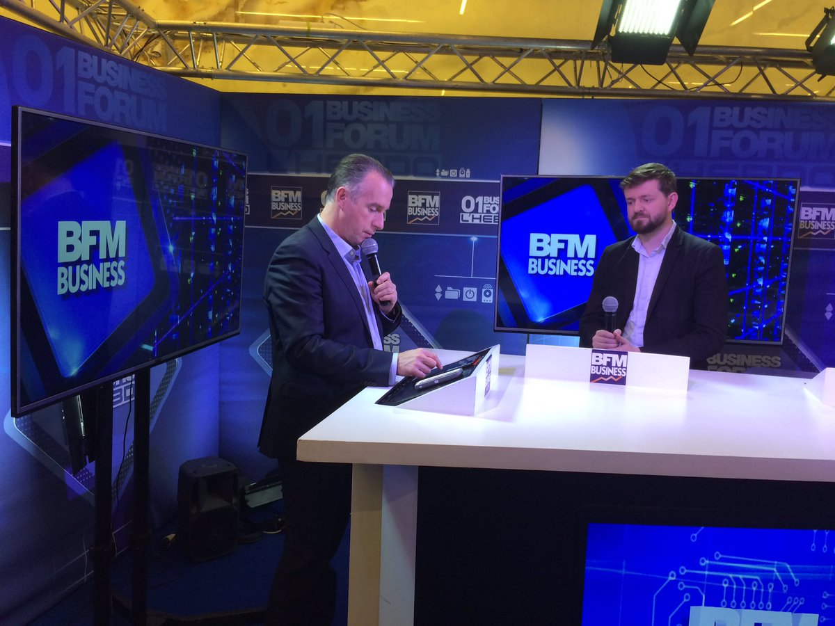 #EC1to1 interview de @FdeGombert de @akeneopim par @simottel pour Tech&amp;Co sur #BFMBusiness <br>http://pic.twitter.com/8154EpBoN3