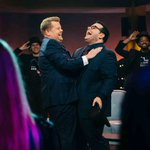 Watch @JoshGad try to hijack #LateLateShow monologue with his Broadway musical magic https://t.co/fMHfLp5a5c