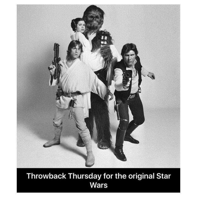 A little #throwbackthursday for all you Star Wars Fans just like us here at Keep Me #starwars #starwarsuk #starwarsfan #Disney #disneyfanpic.twitter.com/2rvUvVxFfF