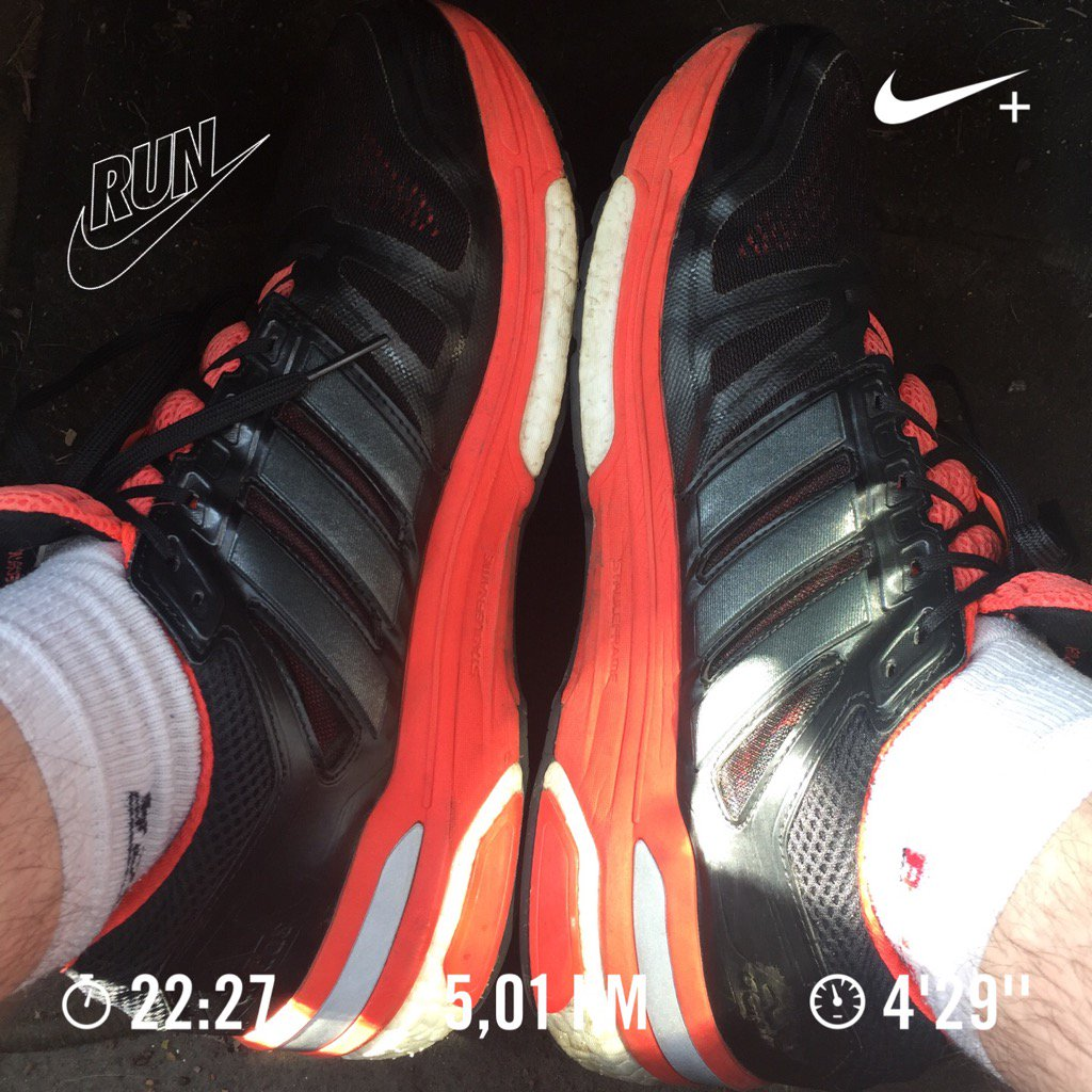 Thursday morning #5km #run #runnerscommunity #run #nike  #fit #getfit #fitness #fitnessmotivation #adidas #nrc<br>http://pic.twitter.com/omJYCTlZQs