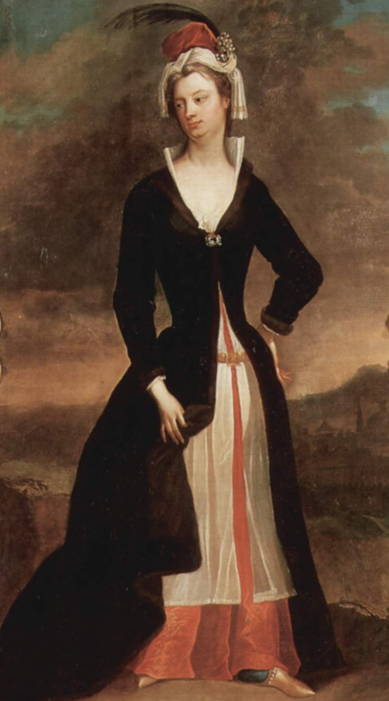 Day 23 #WomensHistoryMonth em #womeninSTEM Lady Mary Wortley Montagu (1689-1762) introduced smallpox inoculation to Britain #histmed https://t.co/JbTr8ptD1b