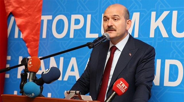 İçişleri Bakanı Soylu: Sadece terörle değil, onu besleyenlerle mücadel...