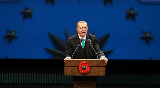 Cumhurbaşkanı Erdoğan: Bizimle baş edemeyeceksiniz biz milletimizle yü...
