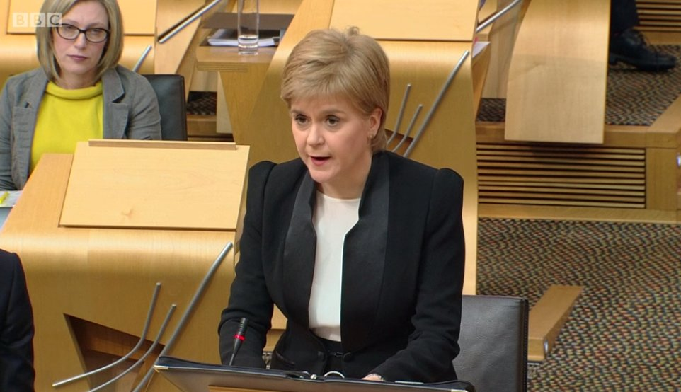Nicola Sturgeon expresses her shock and sadness at the 'heinous attack...
