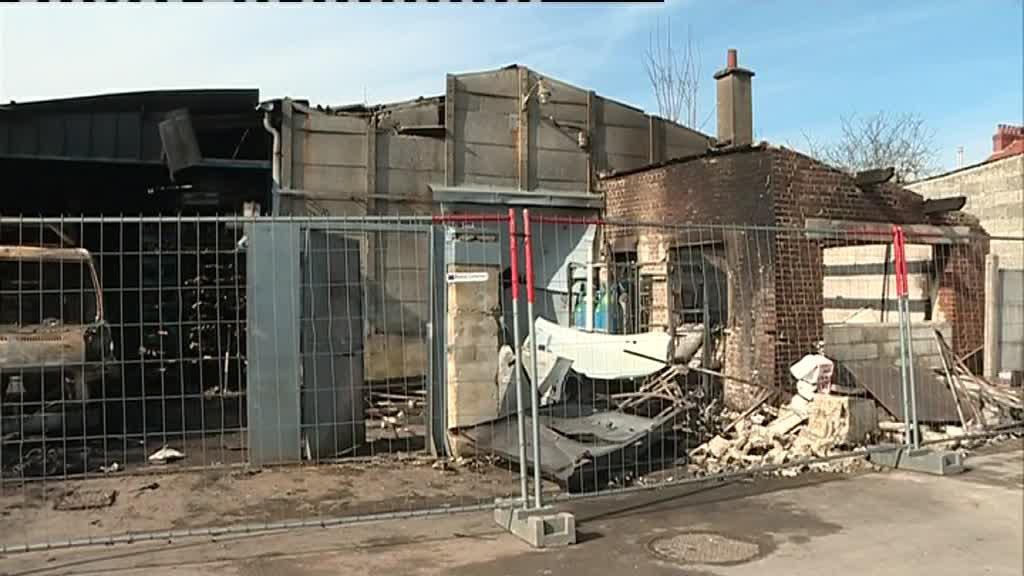 Saint-Quentin : explosion à la Chaudronnerie Mécanique de Gauchy ►  http:// bit.ly/2mvR9dH  &nbsp;   #faitsdivers #aisne @Sdis02 <br>http://pic.twitter.com/lgpnJoJMwJ
