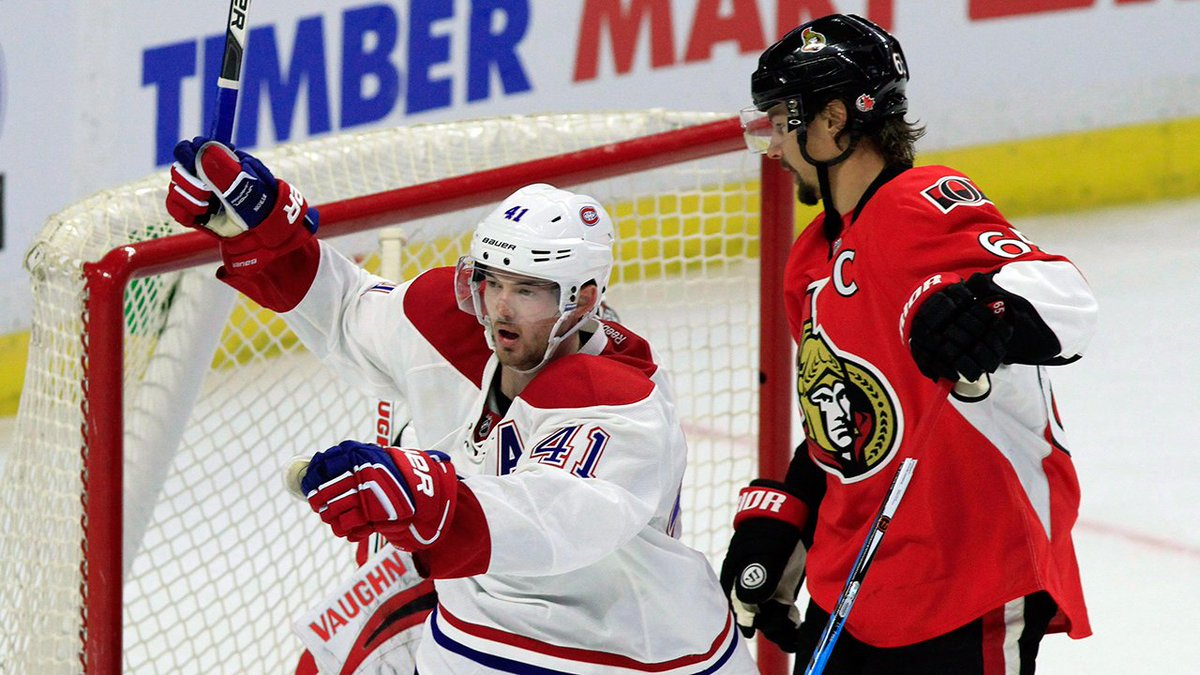 #Canadiens' Paul Byron earns nomination for Bill Masterton Trophy. (Vi...