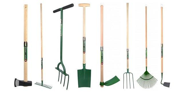 Griffe sur for Photos outils de jardinage