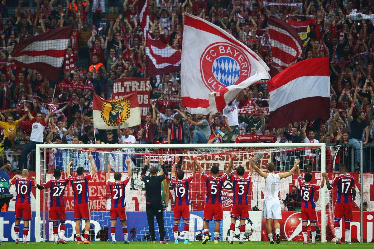 FC Bayern Munich - 87 triệu người hâm mộ trên toàn thế giới