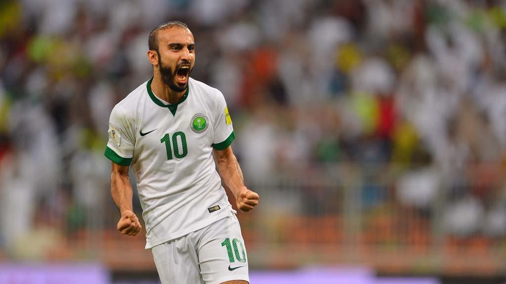 محمد السهلاوي يسجل هدفه الدولي رقم (27)...
