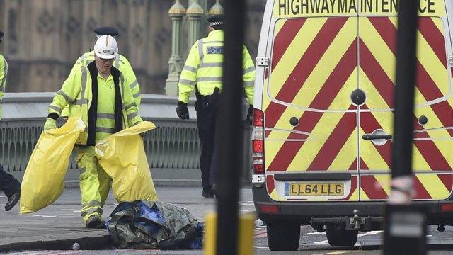Ciudadanos de once nacionalidades resultaron heridos en el ataque en L...