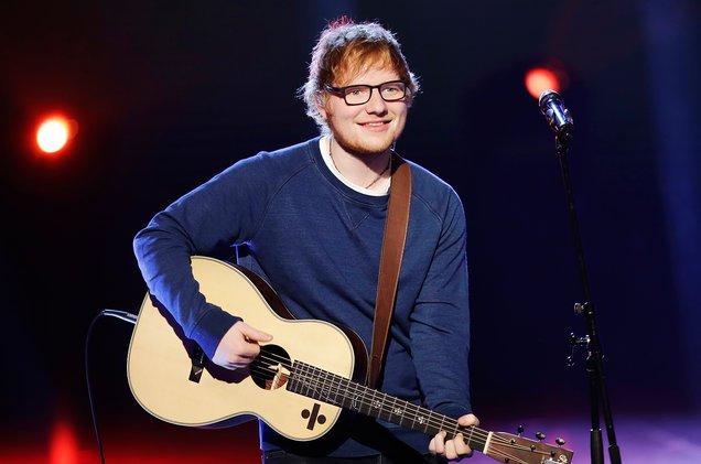 Ed Sheeran continues to top #Billboard200, #Hot100 & #Artist100 ch...