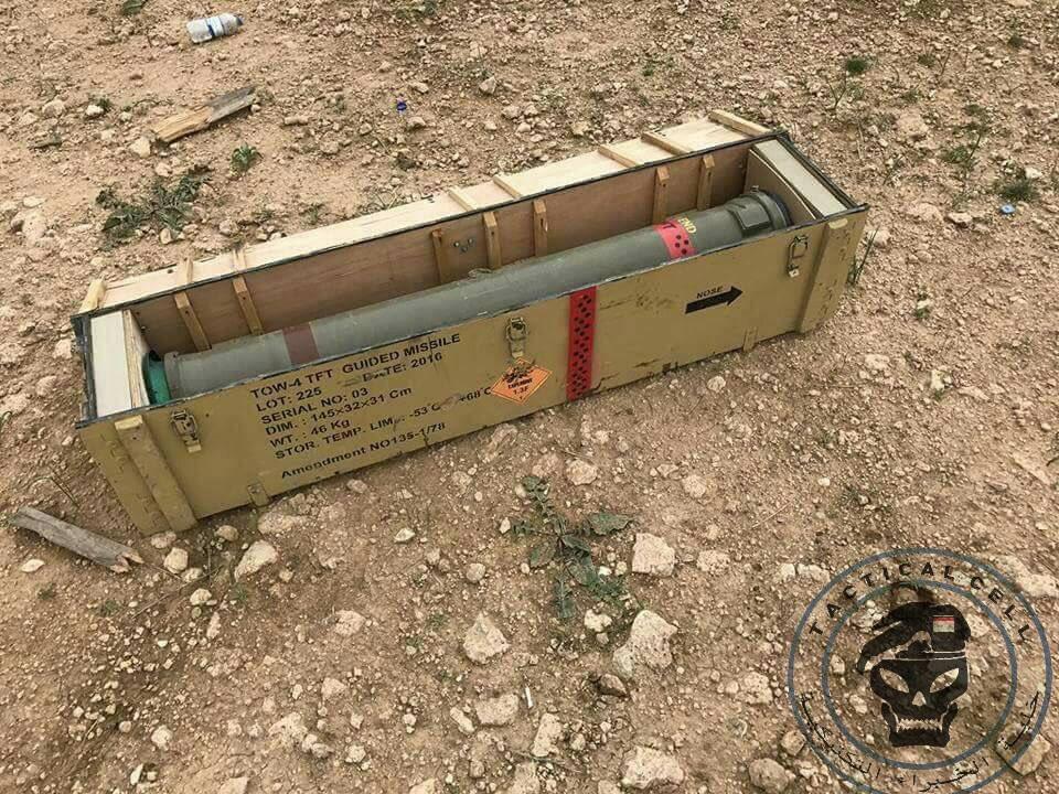 عائلة صواريخ طوفان الايرانيه المضاده للدروع  C7muSbcWkAAUtD8
