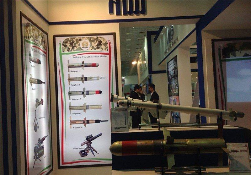 عائلة صواريخ طوفان الايرانيه المضاده للدروع  C7muUo8WkAApJ9u