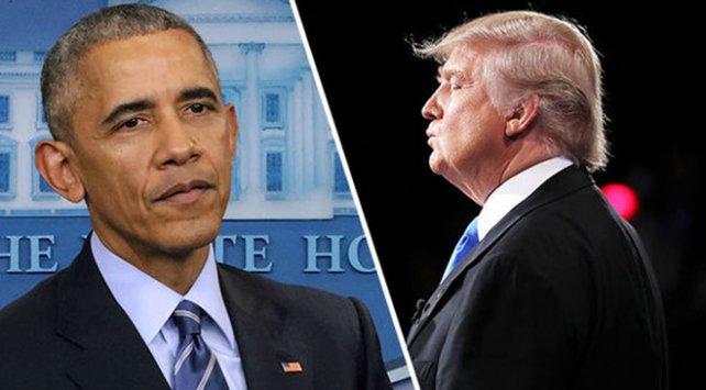 Telekulak krizinde somut gelişme...  Obama'nın Trump'ı dinlettiği orta...