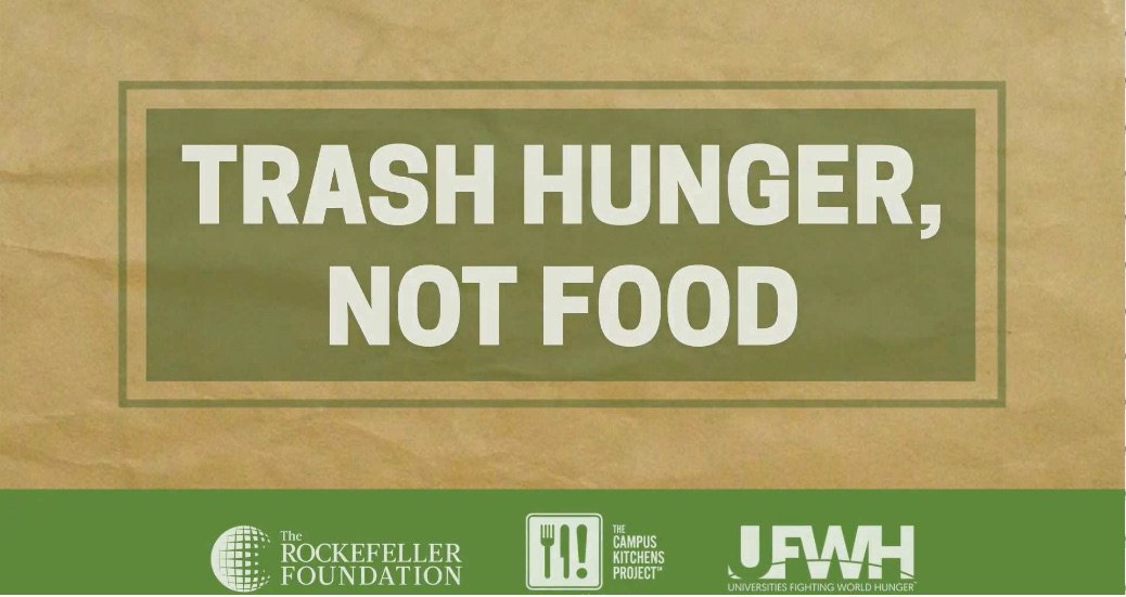 It's finally here! The @RockefellerFdn #TrashHungerNotFood toolkit has been printed and the website is launched! https://t.co/QpqaDPUElx https://t.co/N5uYn5nXTF