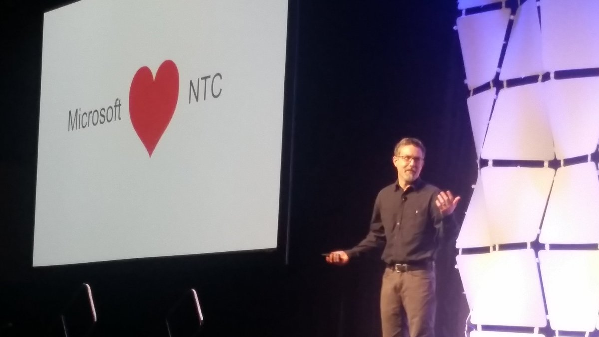 .@Microsoft offers up to $10,000 in Azure credits to nonprofits #17ntc...