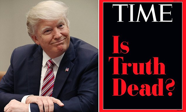 'I'm president and you're not' Trump tells his critics in Time magazin...