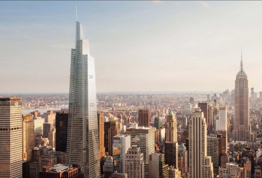 Postcards of the future: these 14 projects are reshaping U.S skylines...