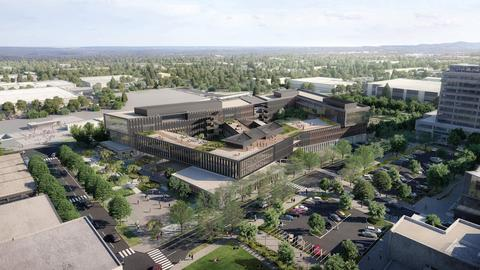.REI offers a first look at its future HQ campus in Bellevue's Spring District, reports @MarcStilesPSBJ https://t.co/Q3NaXnDBAF