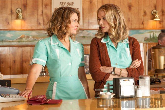 Personagens clássicos de Twin Peaks retornam nas primeiras fotos da no...