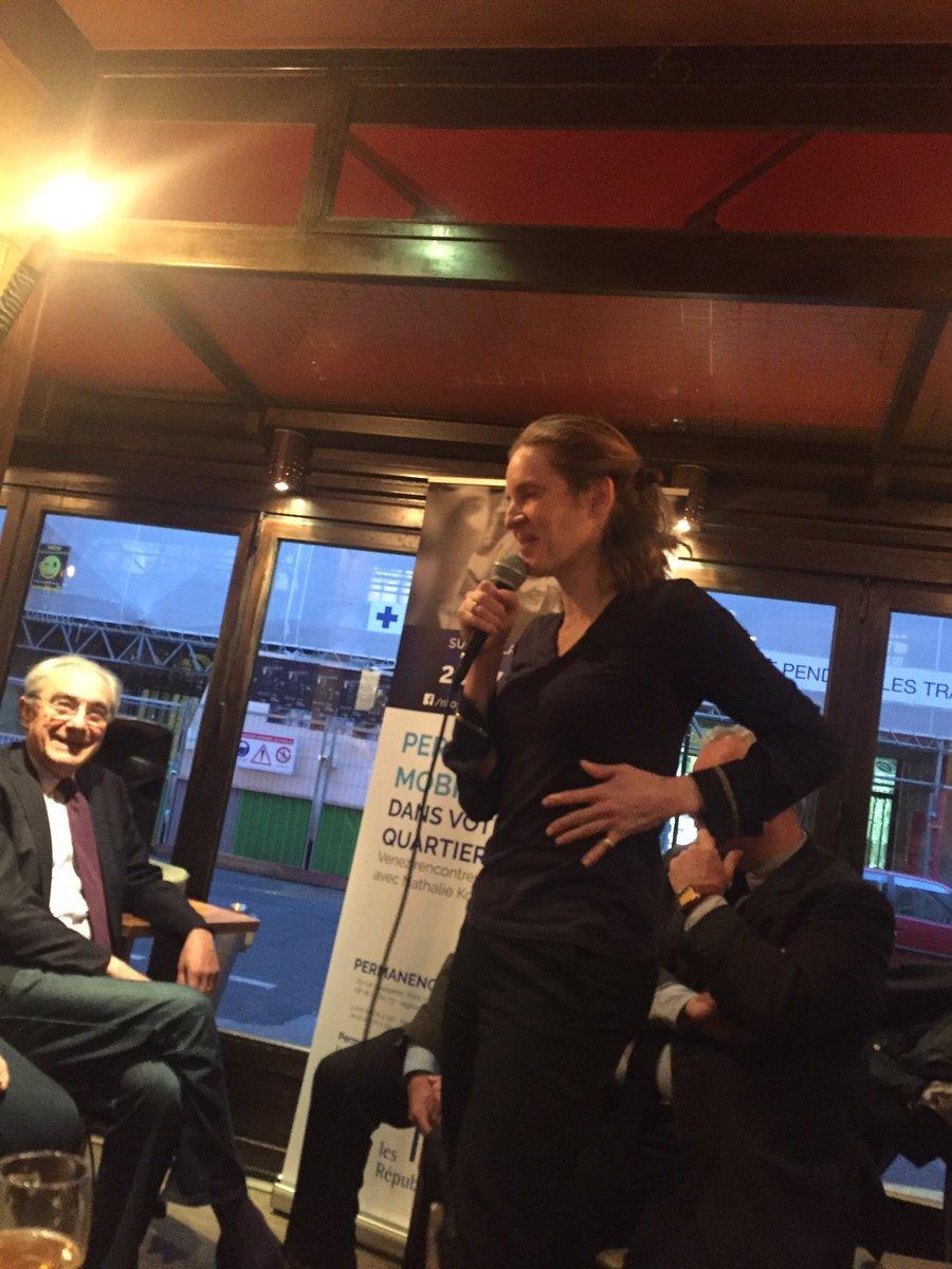 Avec @nk_m ce soir pour la soutenir dans sa campagne de proximité pour les législatives à #Paris ! <br>http://pic.twitter.com/5KwwuRmbHB