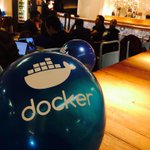 #Docker #MeetUp just started! Warm welcome to newcomers into the community! #BCN #tech
