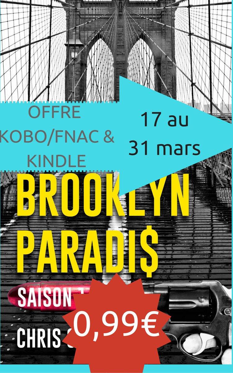 #BrooklynParadis en #promotion #0,99€ Mise en avant #Kobo :  http:// tinyurl.com/z2gyd6v  &nbsp;   #Fnac :  http:// tinyurl.com/hzk7enk  &nbsp;   #ebook<br>http://pic.twitter.com/ZGtkGotfBM