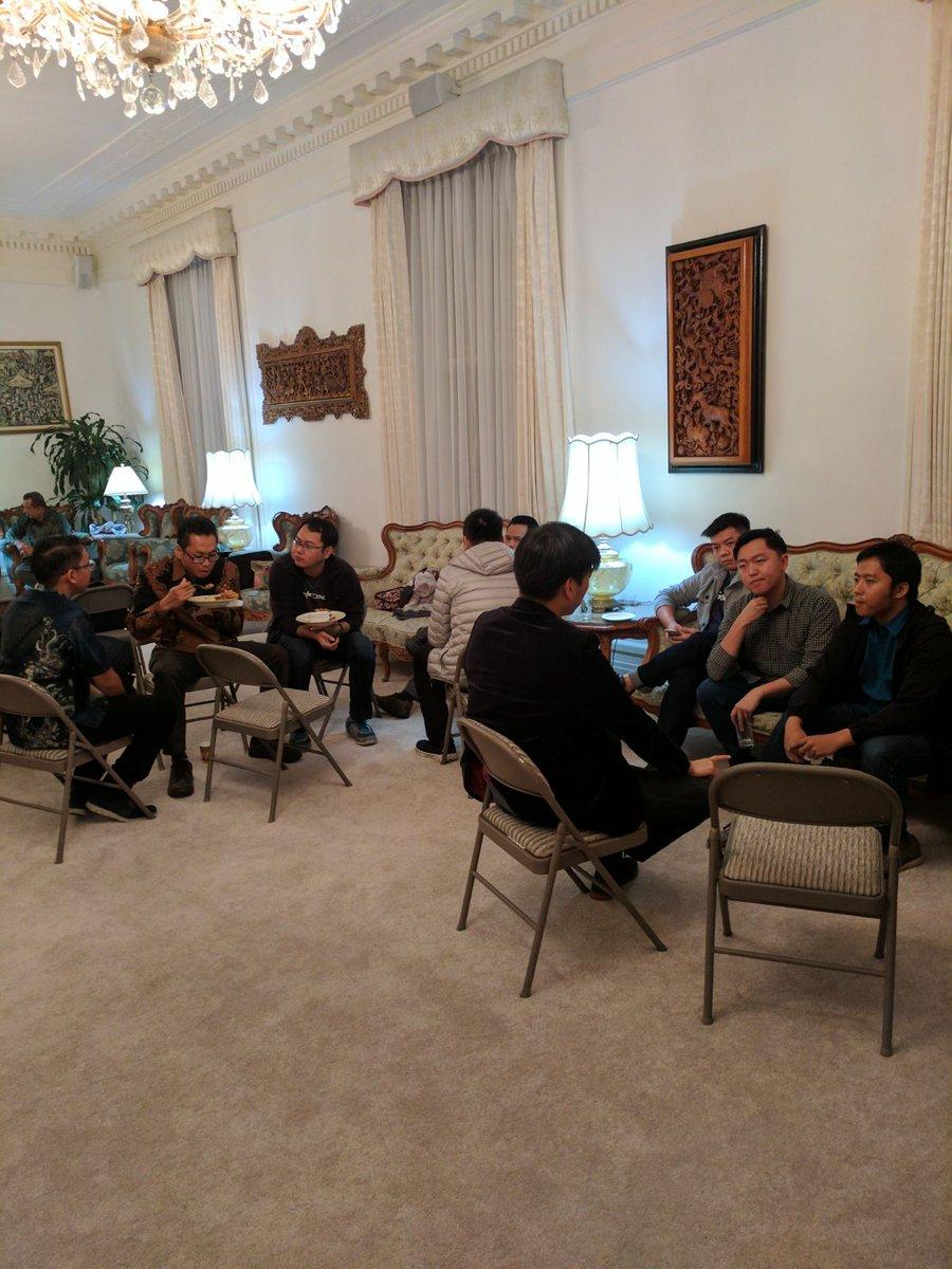 Kjri San Francisco On Twitter Suasana Di Acara Temu Muka Dengan  # Muebles Ekono Cali