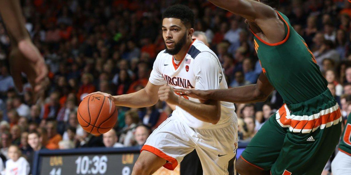Darius Thompson Departing Virginia Men's Basketball Program https://t....