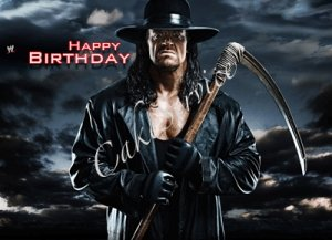 Happy Birthday THE LEGENDARY PHENOM, THE DEADMAN