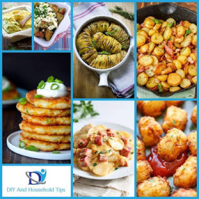 10 Delicious Potato Side Dishes