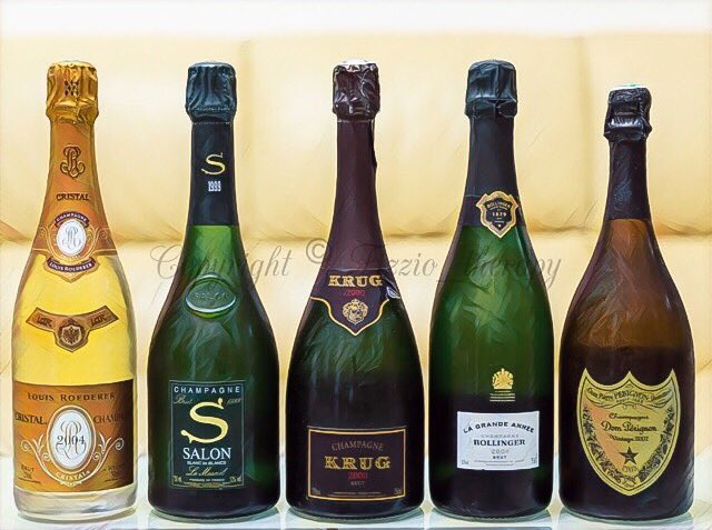 The big boys line up, #champagnes are loved and highly enjoyed for a reason...passion in its making and tradition <br>http://pic.twitter.com/AO38SoMWg8