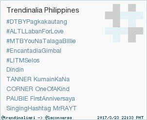 Trend Alert: 'CORNER OneOfAKind'. More trends at https://t.co/dRwxiUtC...