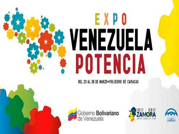 #HoyExpoVenezuela2017 se posiciona en el primer lugar de las tendencia...