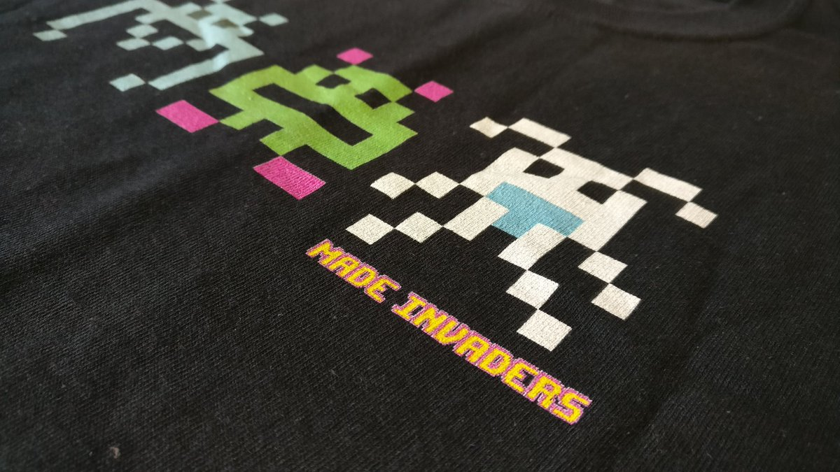 Weeknotes Archives Page 9 Of 31 Does Liverpool Obey Short Circuit Tshirt Made Invaders Sneaky Peek Tshirts For Maker Faire Uk Pictwittercom Rvnrzdjmkj