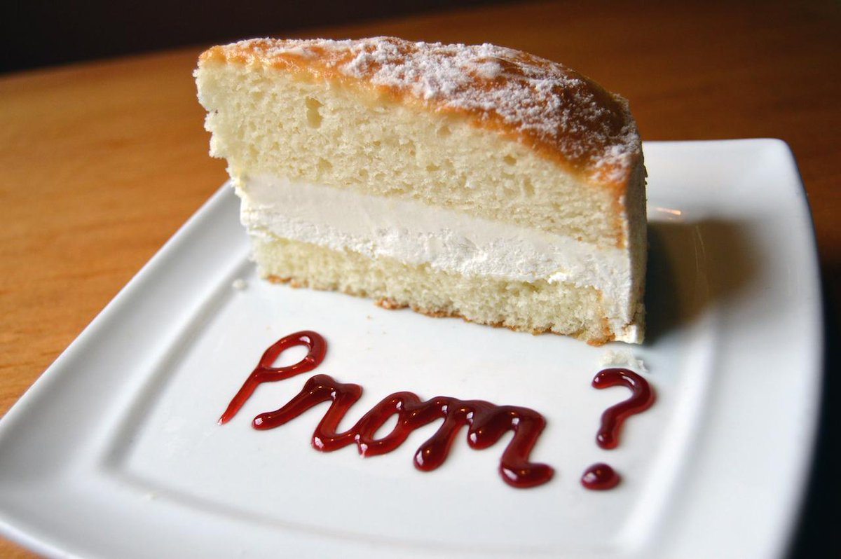 Got a special someone in mind for prom? Let us know and we'll help you ask! ❤️ #Promposal
