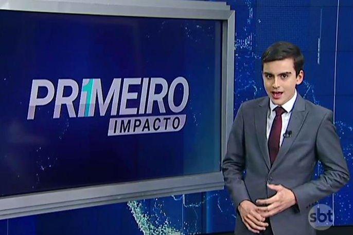 O novo #PrimeiroImpacto já está no ar com as principais notícias do di...