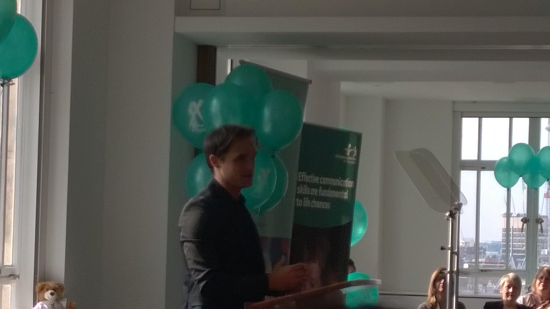 RT @stammer: .@Gareth_Gates opening the Shine a Light awards #SALawards https://t.co/0RNPKznyLF
