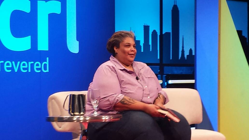Librarians are hip, says @rgay #acrl2017 https://t.co/Fcr9KmyZ9X