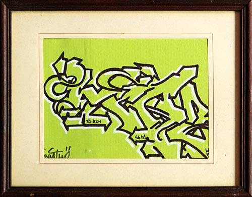 Découvrez en live au #VillageCourse du #BrUT17 les talents du #graffeur #Nazeem le Samedi 1er Avril 2017 ! #sport #art #rue #street #graff<br>http://pic.twitter.com/l9yZjkBiJ4