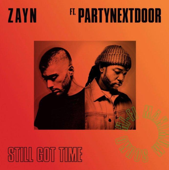 New music from @zaynmalik and @partynextdoor coming soon... #StillGotT...