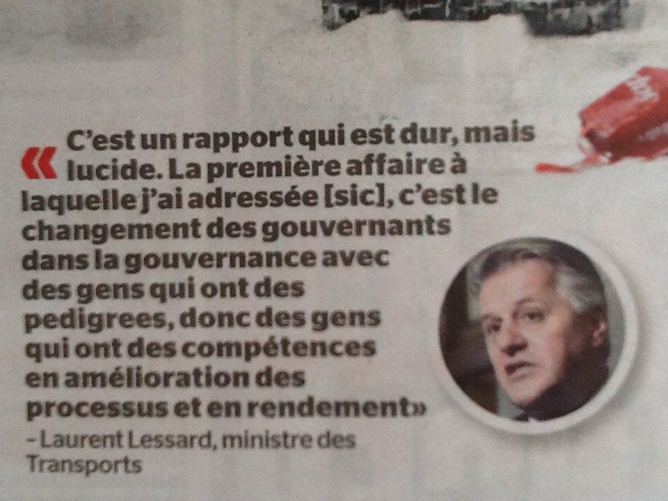 @jgsouellet #MTQ un labyrinthe ? Tel que déchiffrer la pensée exacte de #Lessard dès qu&#39;il s&#39;exprime ... pauvre homme ;(<br>http://pic.twitter.com/7aJTgxYCUO