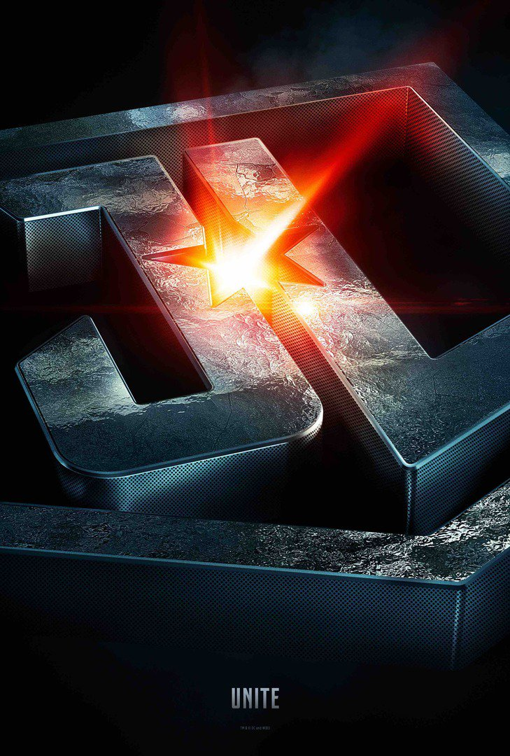 #JusticeLeague in theatres November 17. Watch out for a new trailer on...