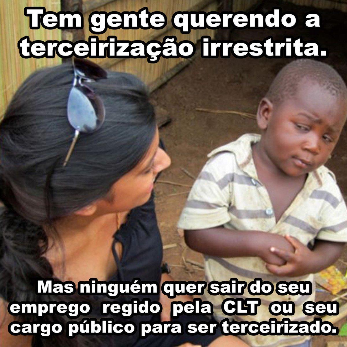 🤔#terceirização https://t.co/K5Xcv1tGfy