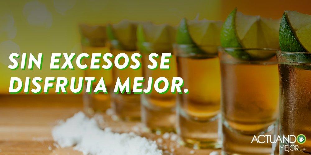 Cuando tomas alcohol rápidamente, puedes llegar a tener una intoxicación alcohólica. https://t.co/JRgchbxUqM