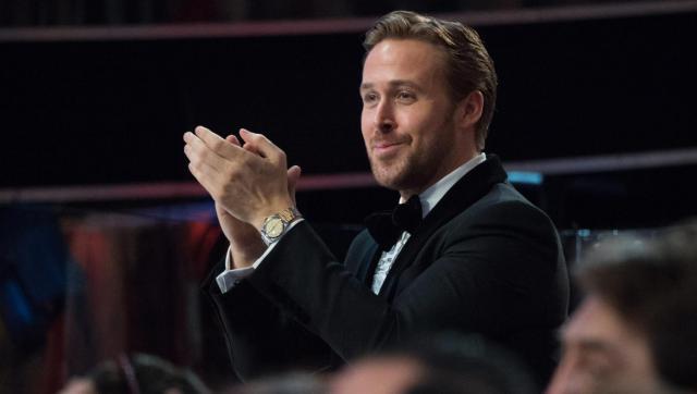 #RyanGosling justifie sa réaction la bourde des #Oscars!  http:// bit.ly/2nrNxIO  &nbsp;  <br>http://pic.twitter.com/dEYMQtgrIs