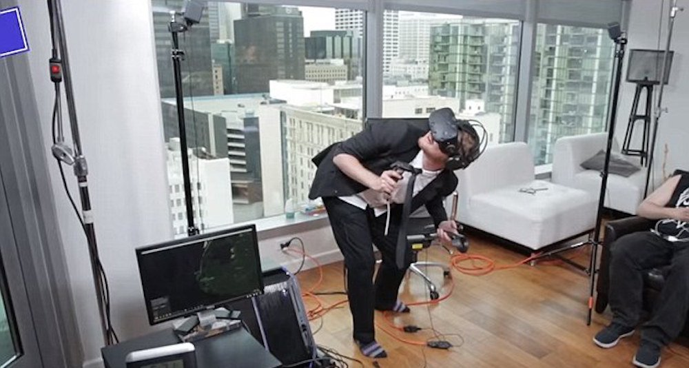 Australian Man Wants To Set World Record For Longest Time Spent In VR