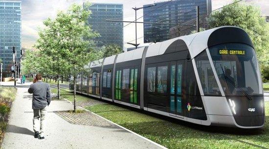 Luxtram tram luxembourg twitter profile twicopy for Chambre de deputes luxembourg