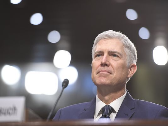 Trump Supreme Court Pick Neil #Gorsuch Faces Second Day of Hearings  http:// bit.ly/2ngrB2X  &nbsp;   #AlFranken #ConfirmationHearing #DonaldTrump<br>http://pic.twitter.com/B8s7UBnPrl